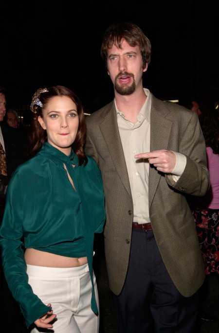 Drew-Barrymore-Tom-Green-450x685