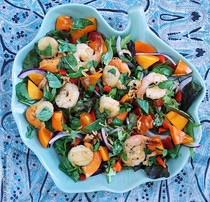 Thai-Seafood-Salad-with-Persimmons-2-blog
