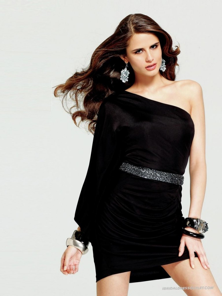 One-shoulder_Long_Sleeve_Asymmetrical_Neckline_Sequined_Band_Black_Cocktail_Dresses_WPD3139_original_img_93ccb4a000c3dc040c6342cb8ae80171_453ce2d5ff640794547bc0ae4c5bc454