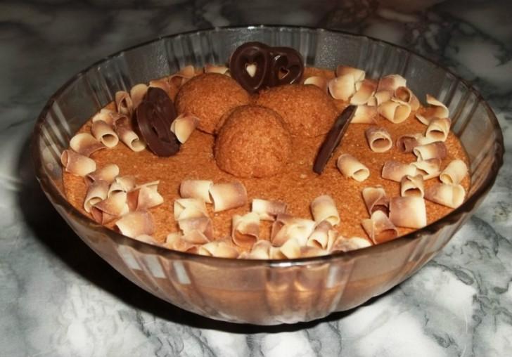 Apelsīnu – šokolādes muss. FOTO recepte
