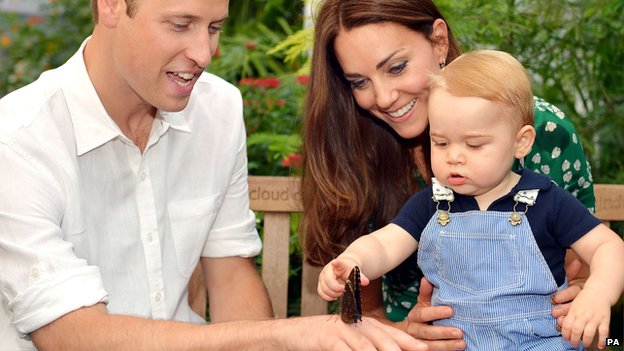 Prince-William-and-Kate-Middleton-have-released-new-pictures-as-Prince-George-Alexander-Louis-celebrates-his-first-birthday