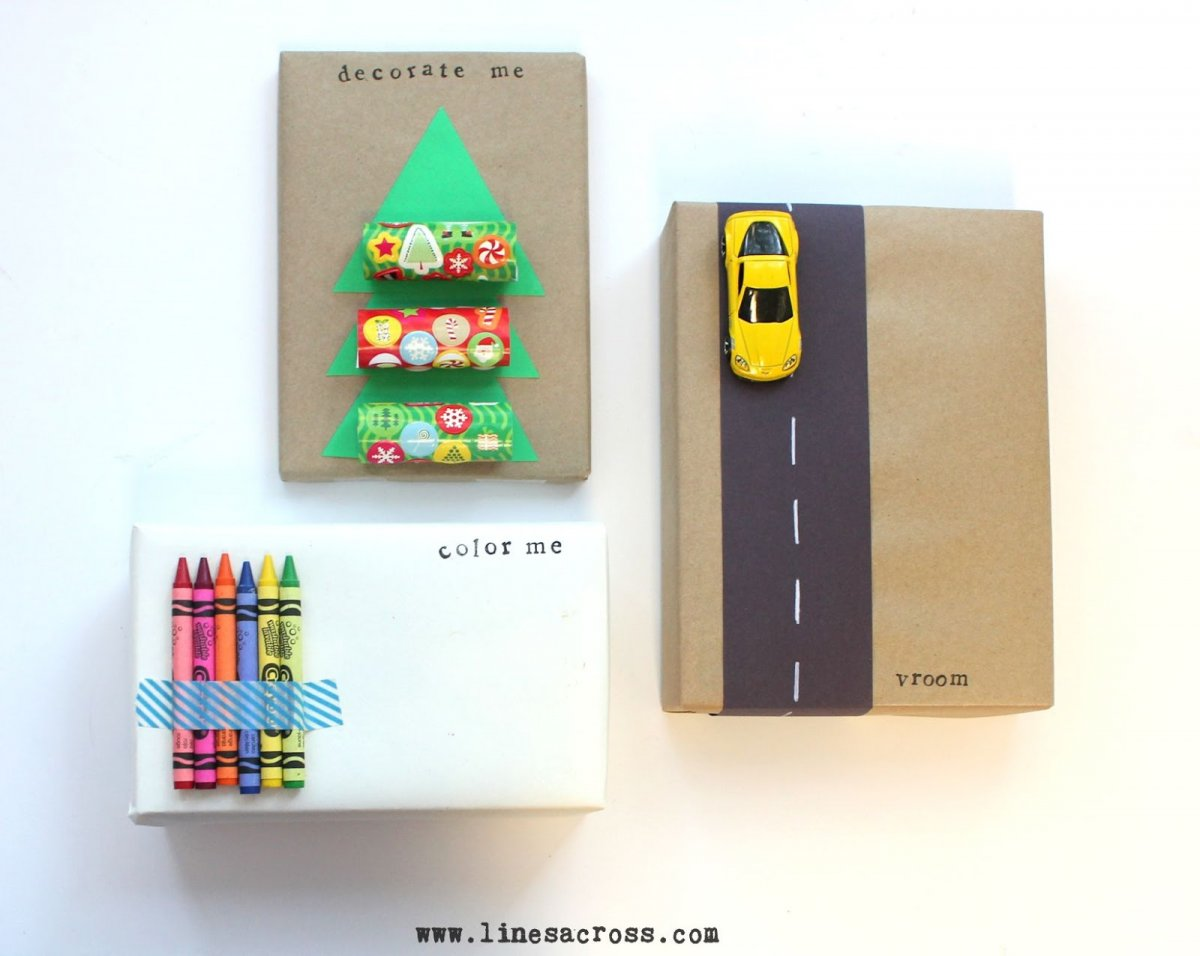 creative-diy-interactive-christmas-present-gift-wrap-ideas-for-kids (1)