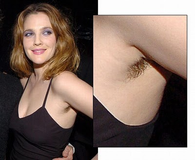 hairy_celebrities_drew-barrymore