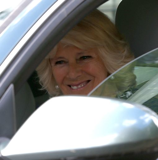 Camilla-Duchess-of-Cornwall-leaves-Kensington-Palace-the-day-after-the-birth-of-The-Duke-And-Duchess-Of-Cambridges