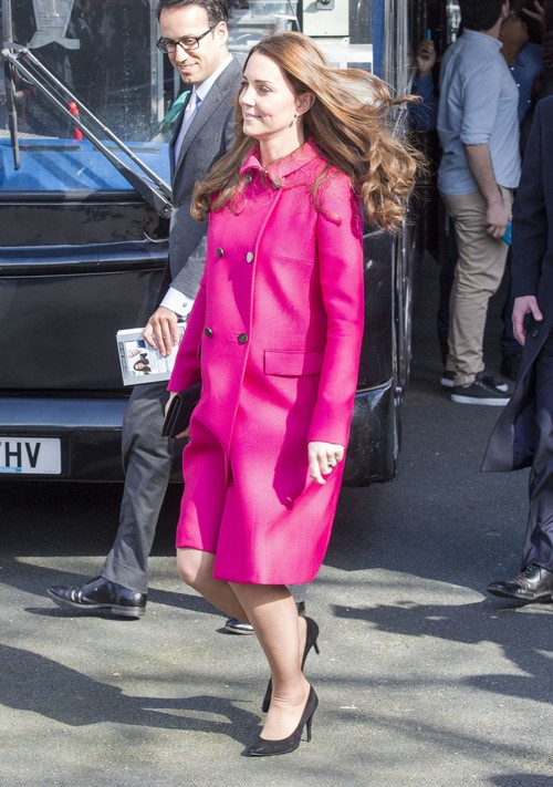 Prince William & Pregnant Kate Support Development Opportunities For Young People