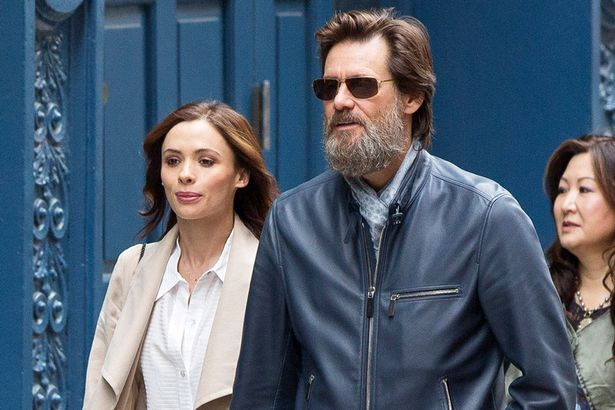 Cathriona-White-Jim-Carrey-May-18-2015