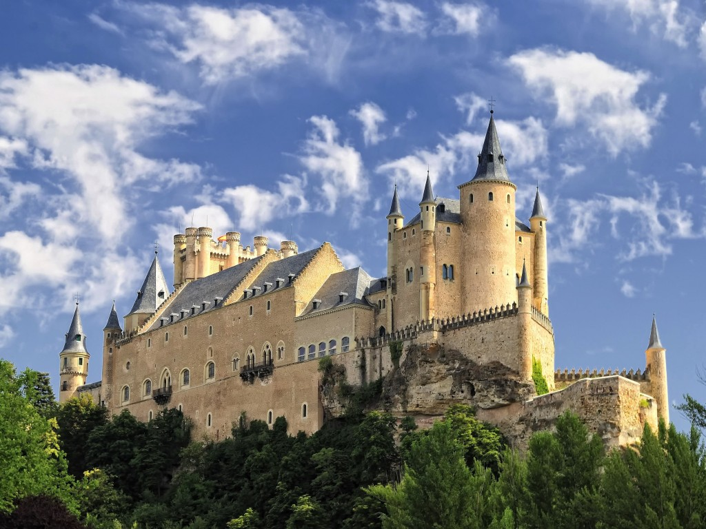 Alcazar-Of-Segovia-Segovia-Spain