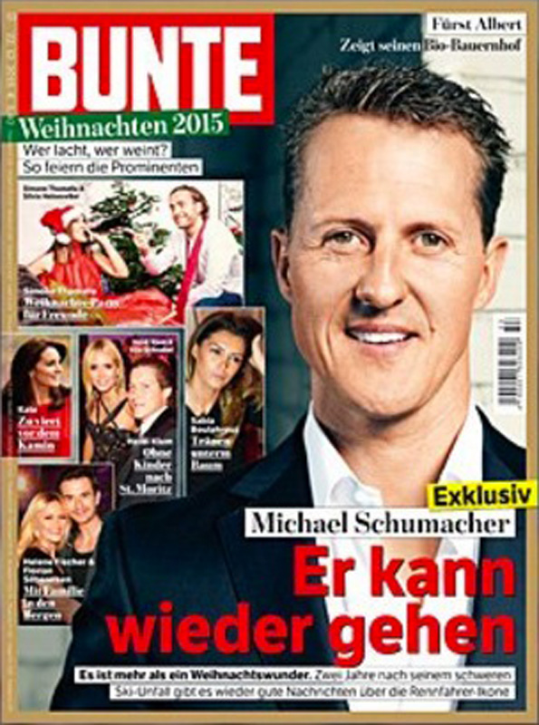 Bunte-Michael-Schumacher-exclusive-He-can-walk-again-front-cover